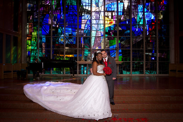 Monique and Tim Formals