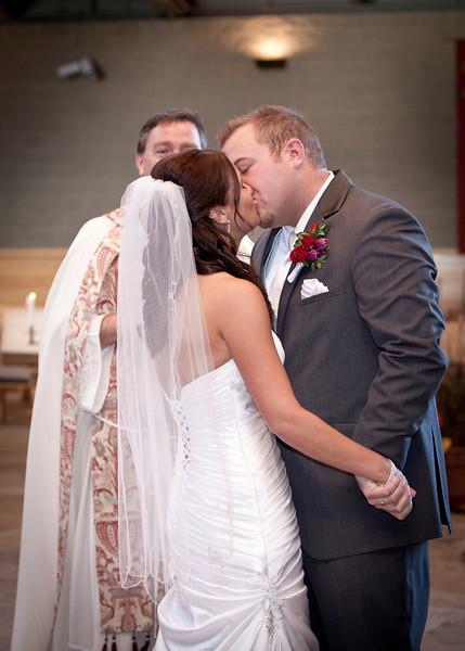 Ryan and Melissa Ceremony